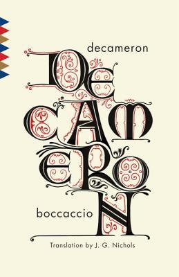 Decameron By Boccaccio, Giovanni/ Nichols, J. G. (TRN)